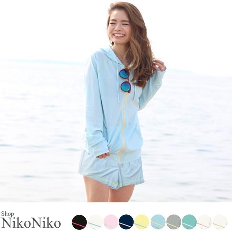 ShopNikoNikoの水着/ラッシュガード | 詳細画像