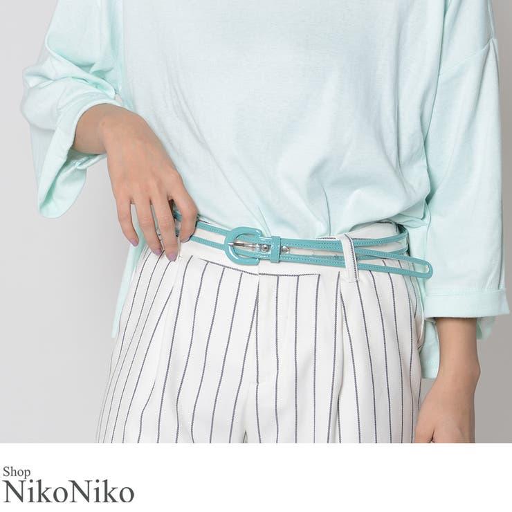 ShopNikoNikoの小物/ベルト | 詳細画像