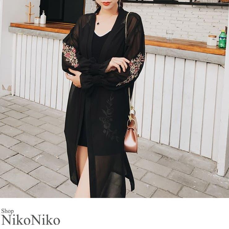 ShopNikoNikoのトップス/カーディガン   詳細画像