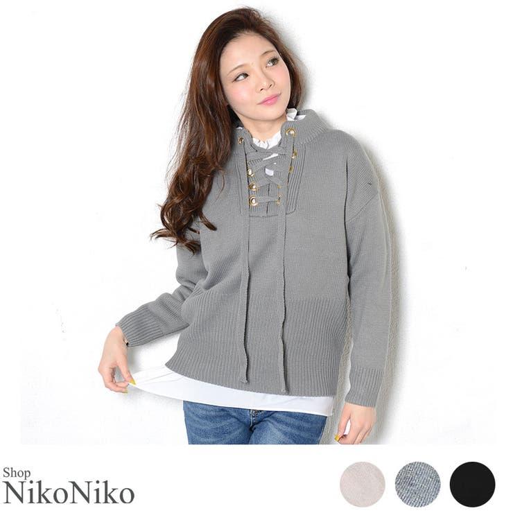 ShopNikoNikoのトップス/ニット・セーター | 詳細画像