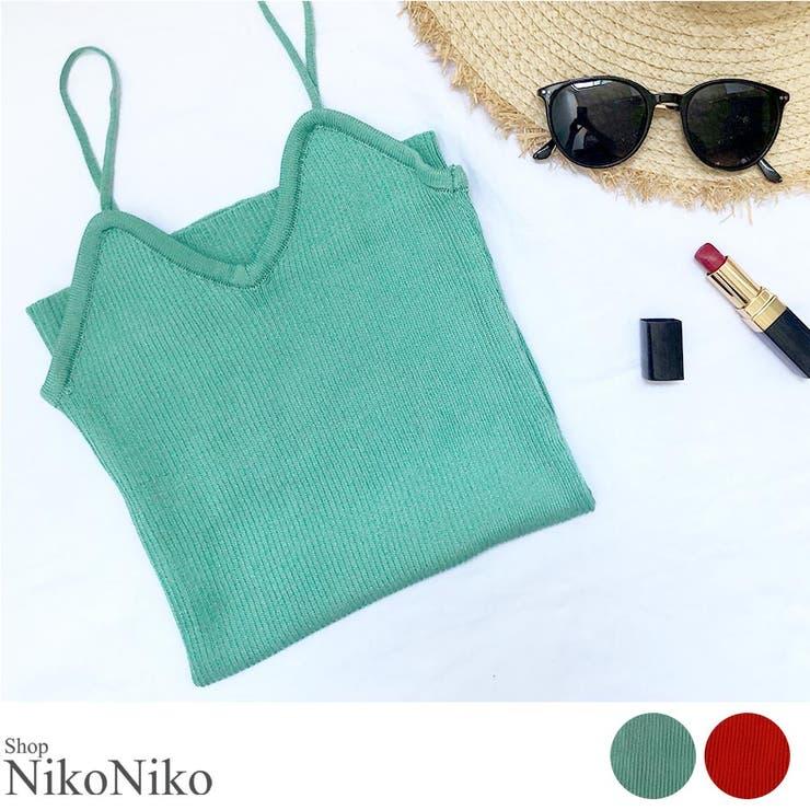 ShopNikoNikoのトップス/キャミソール | 詳細画像