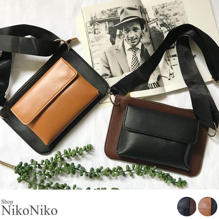 ShopNikoNikoのバッグ・鞄/ショルダーバッグ | 詳細画像