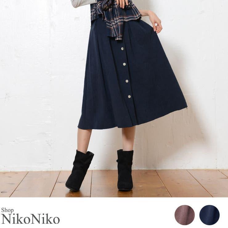 ShopNikoNikoのスカート/ひざ丈スカート | 詳細画像