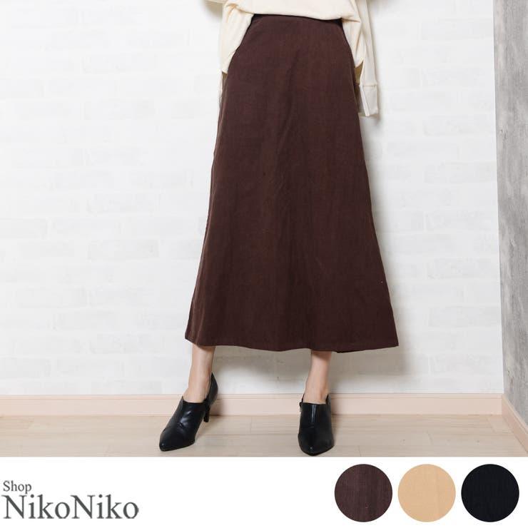 ShopNikoNikoのスカート/ロングスカート   詳細画像