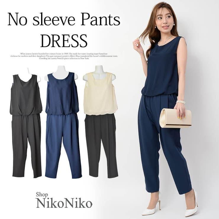 ShopNikoNikoのスーツ/セットアップ   詳細画像
