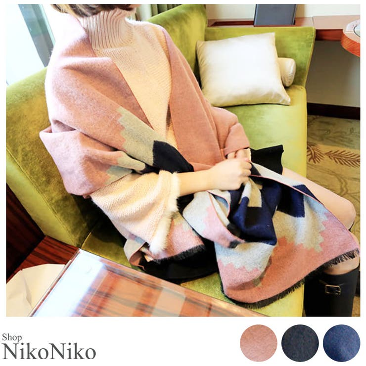 ShopNikoNikoの小物/ストール | 詳細画像