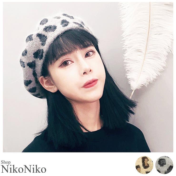 ShopNikoNikoの帽子/ベレー帽 | 詳細画像