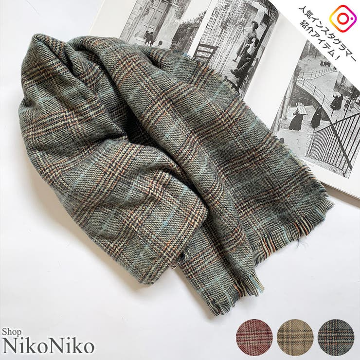 ShopNikoNikoの小物/ストール   詳細画像