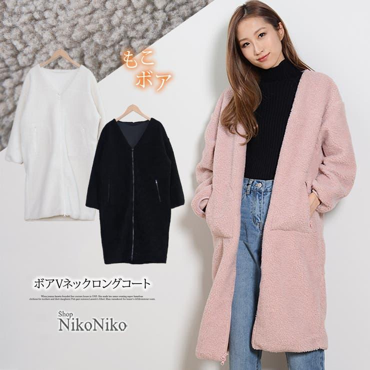 ShopNikoNikoのアウター(コート・ジャケットなど)/ロングコート | 詳細画像