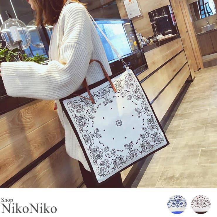 ShopNikoNikoのバッグ・鞄/ハンドバッグ   詳細画像