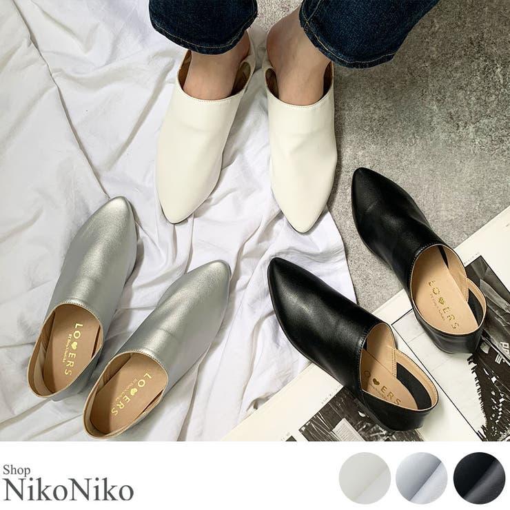 ShopNikoNikoのシューズ・靴/フラットシューズ   詳細画像
