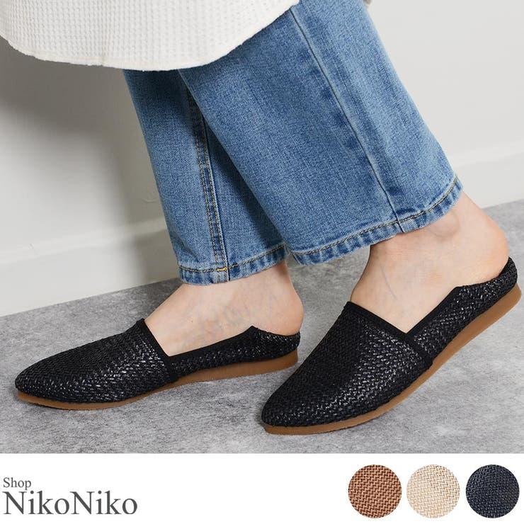 秋新作 メッシュパンプス 靴 | ShopNikoNiko | 詳細画像1