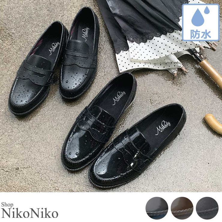 ShopNikoNikoのシューズ・靴/ローファー   詳細画像