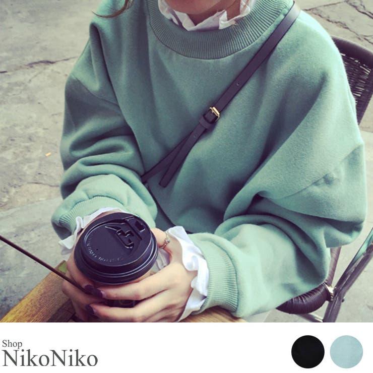 ShopNikoNikoのトップス/トレーナー   詳細画像