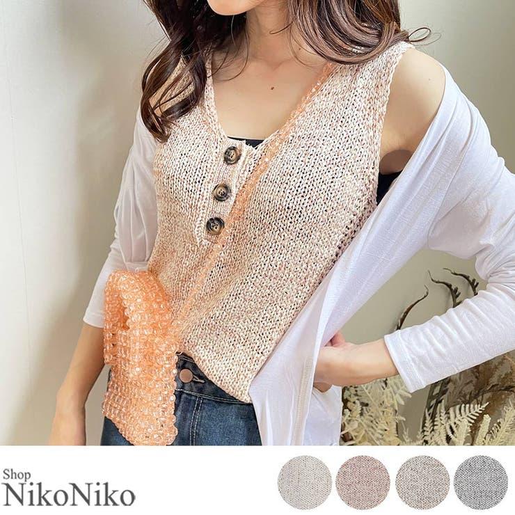 ShopNikoNikoのトップス/タンクトップ | 詳細画像