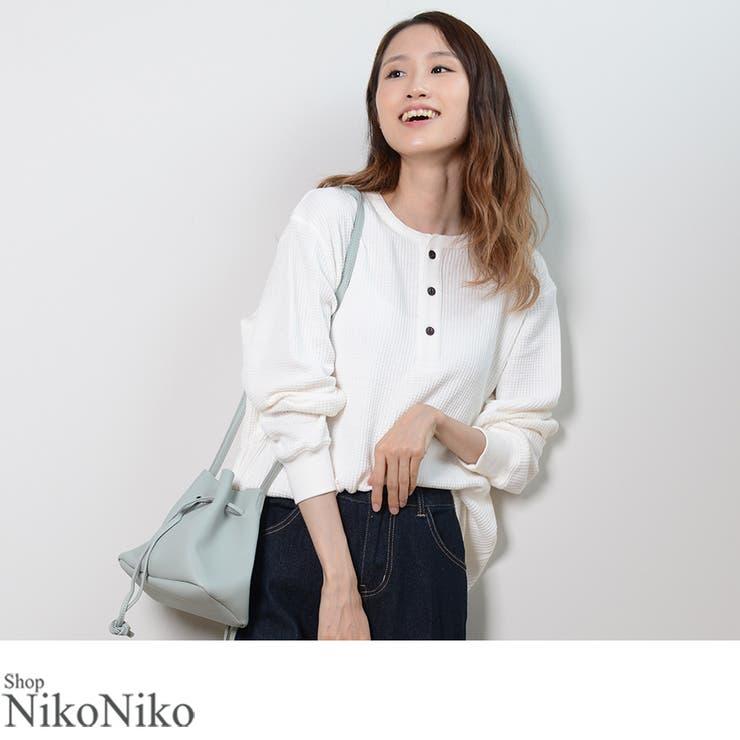 ShopNikoNikoのトップス/シャツ   詳細画像