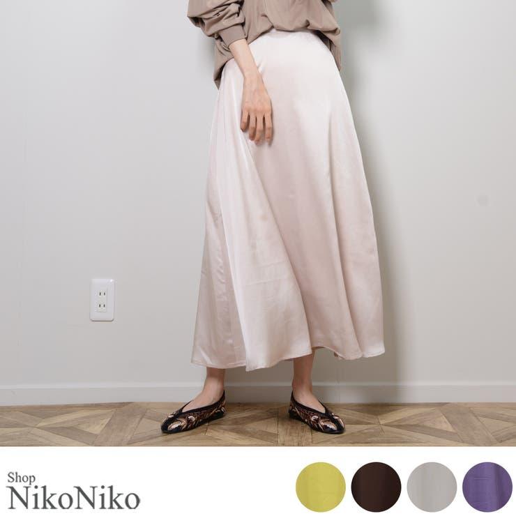 ShopNikoNikoのスカート/マキシスカート   詳細画像