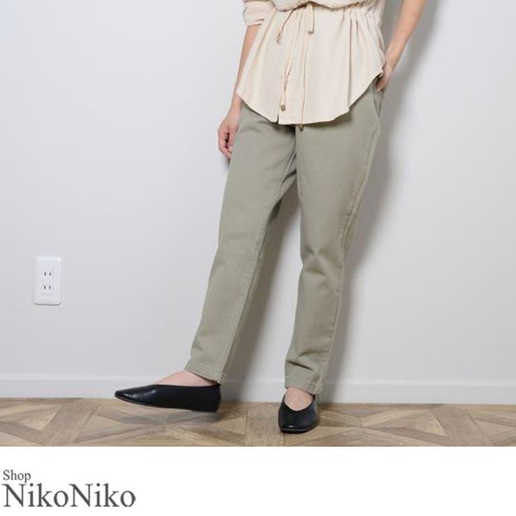 ShopNikoNikoのパンツ・ズボン/チノパンツ(チノパン) | 詳細画像