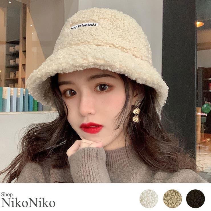 ShopNikoNikoの帽子/帽子全般   詳細画像