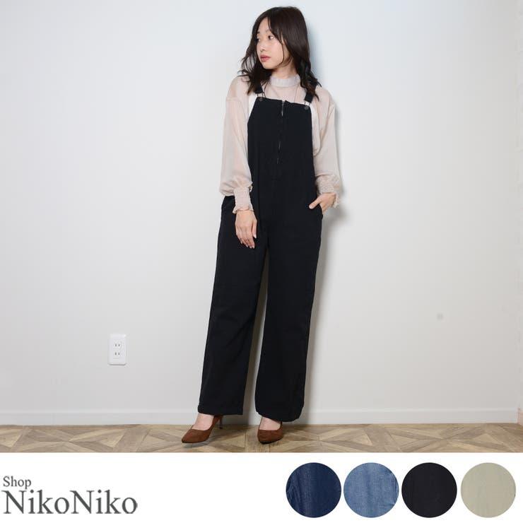 ShopNikoNikoのワンピース・ドレス/サロペット   詳細画像
