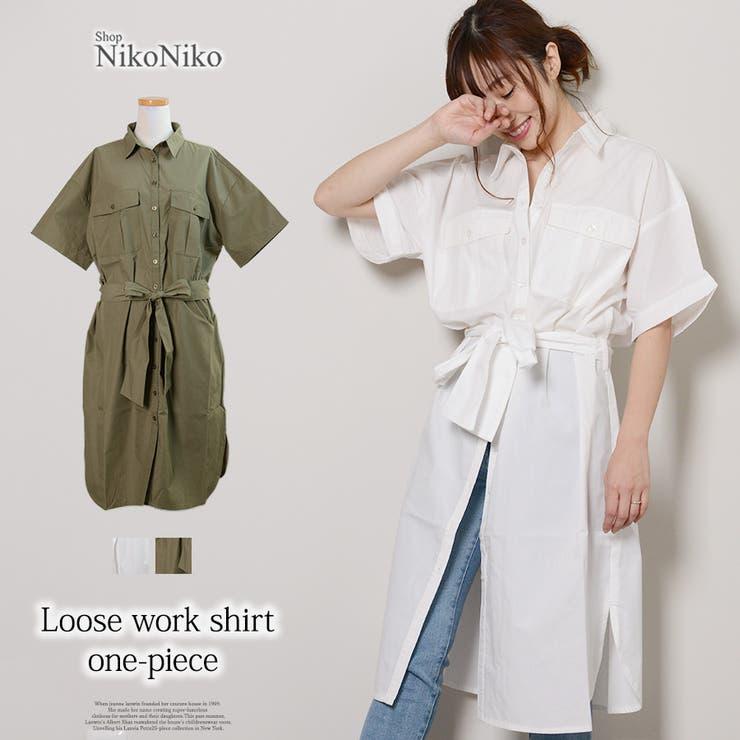 ShopNikoNikoのワンピース・ドレス/シャツワンピース | 詳細画像