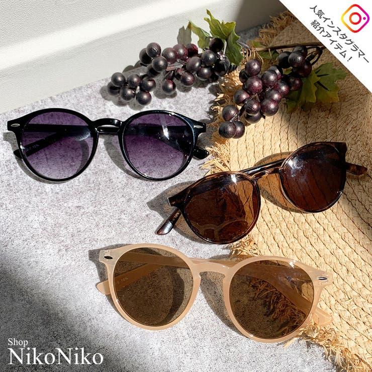 ShopNikoNikoの小物/サングラス | 詳細画像