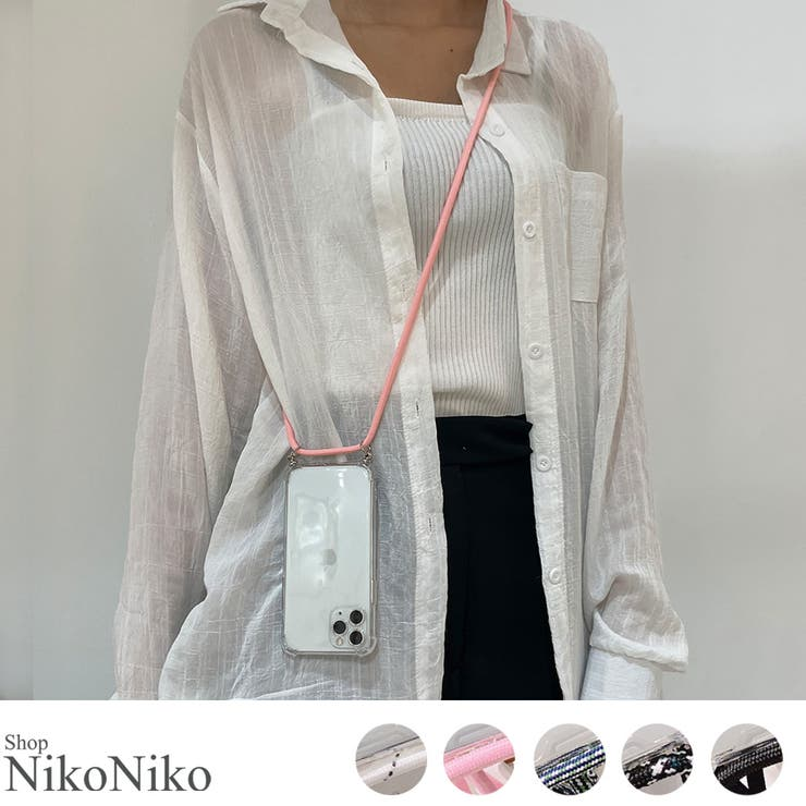 ShopNikoNikoの小物/スマホケース   詳細画像