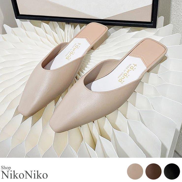 ShopNikoNikoのシューズ・靴/ミュール | 詳細画像
