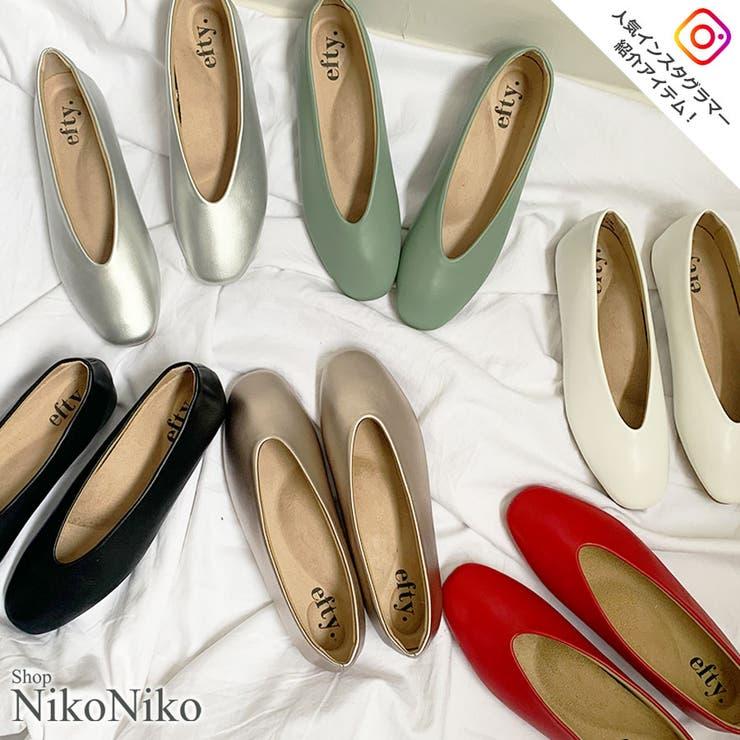 ShopNikoNikoのシューズ・靴/フラットシューズ | 詳細画像