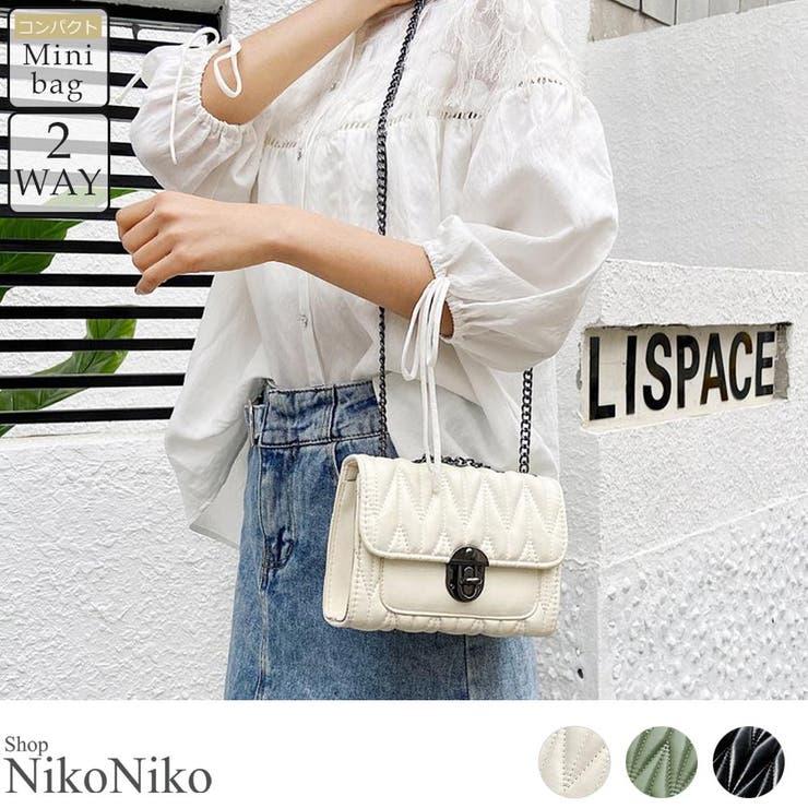 秋新作 チェーン ミニ | ShopNikoNiko | 詳細画像1