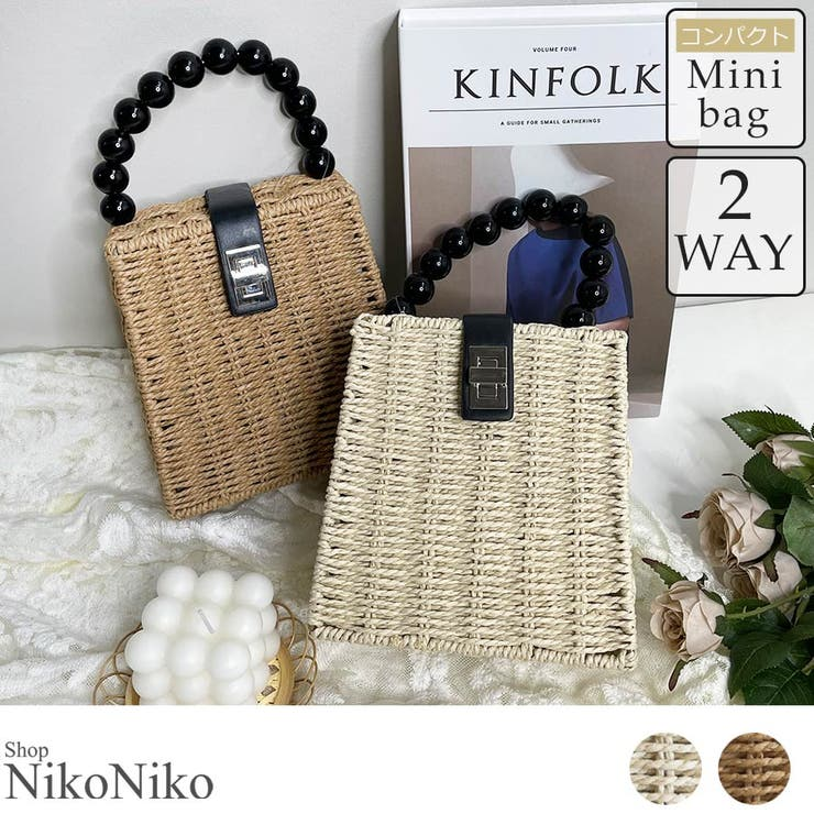 ShopNikoNikoのバッグ・鞄/カゴバッグ | 詳細画像