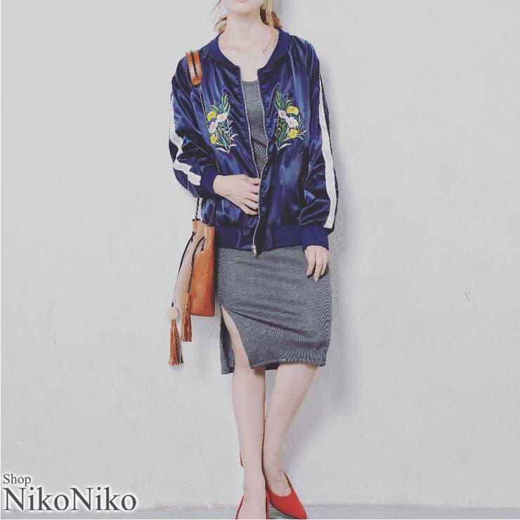 ShopNikoNikoのアウター(コート・ジャケットなど)/ブルゾン   詳細画像
