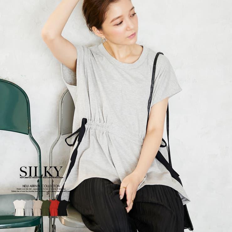 Silkyのトップス/Tシャツ   詳細画像