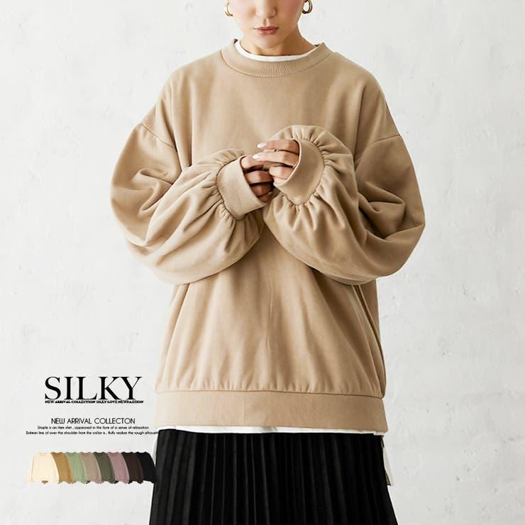 Silkyのトップス/スウェット・ジャージ | 詳細画像