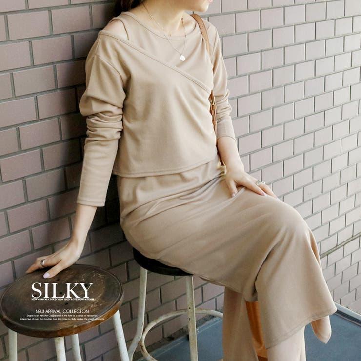 Silkyのワンピース・ドレス/ワンピース | 詳細画像
