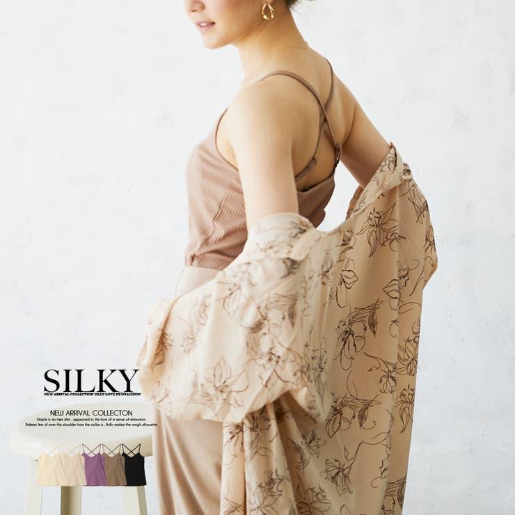 Silkyのトップス/キャミソール | 詳細画像