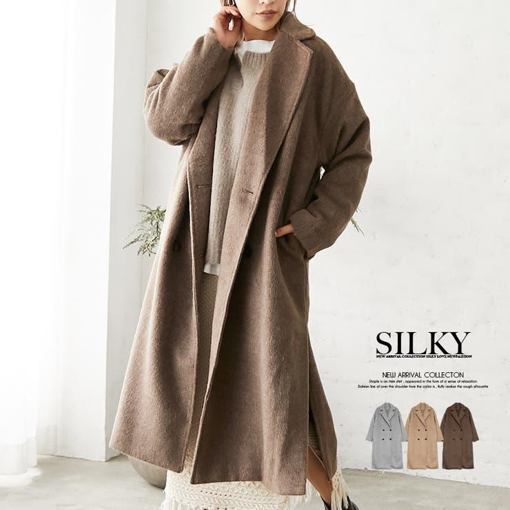 Silkyのアウター(コート・ジャケットなど)/ファーコート | 詳細画像
