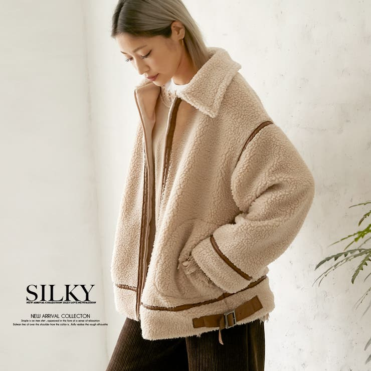 Silkyのアウター(コート・ジャケットなど)/ジャケット・ブルゾン | 詳細画像
