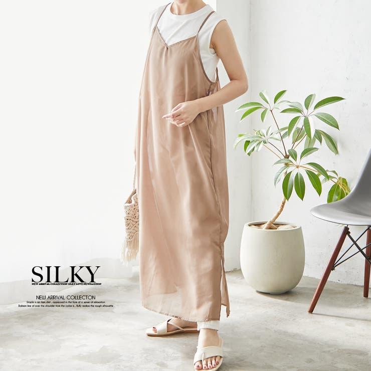 Silkyのワンピース・ドレス/キャミワンピース | 詳細画像