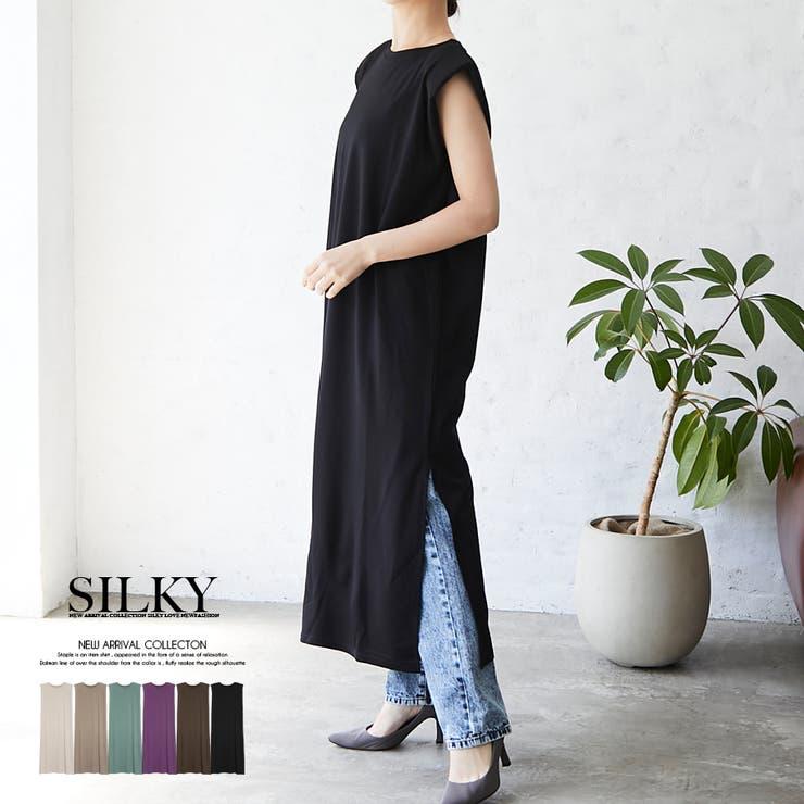 Silkyのワンピース・ドレス/マキシワンピース | 詳細画像