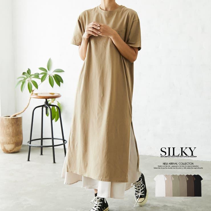 Silkyのワンピース・ドレス/ワンピース   詳細画像
