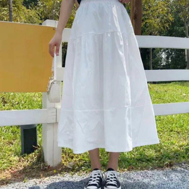 Silkyのスカート/ティアードスカート | 詳細画像
