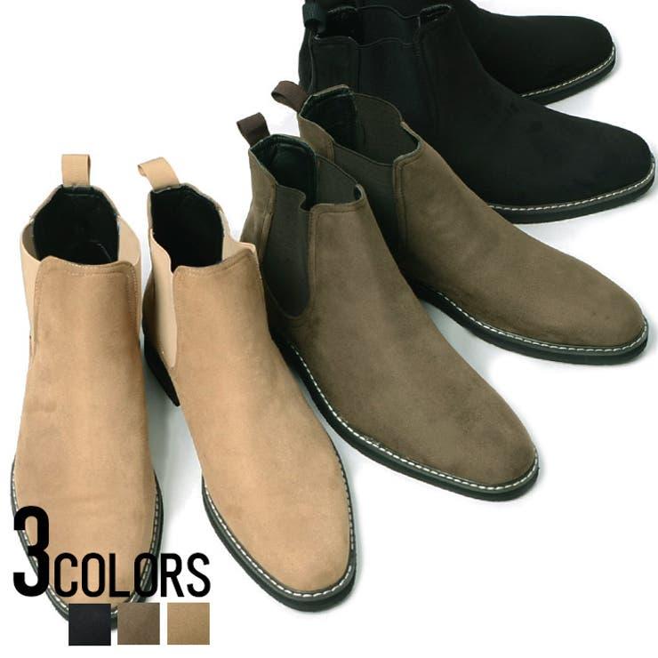 SILVER BULLETのシューズ・靴/サイドゴアブーツ | 詳細画像