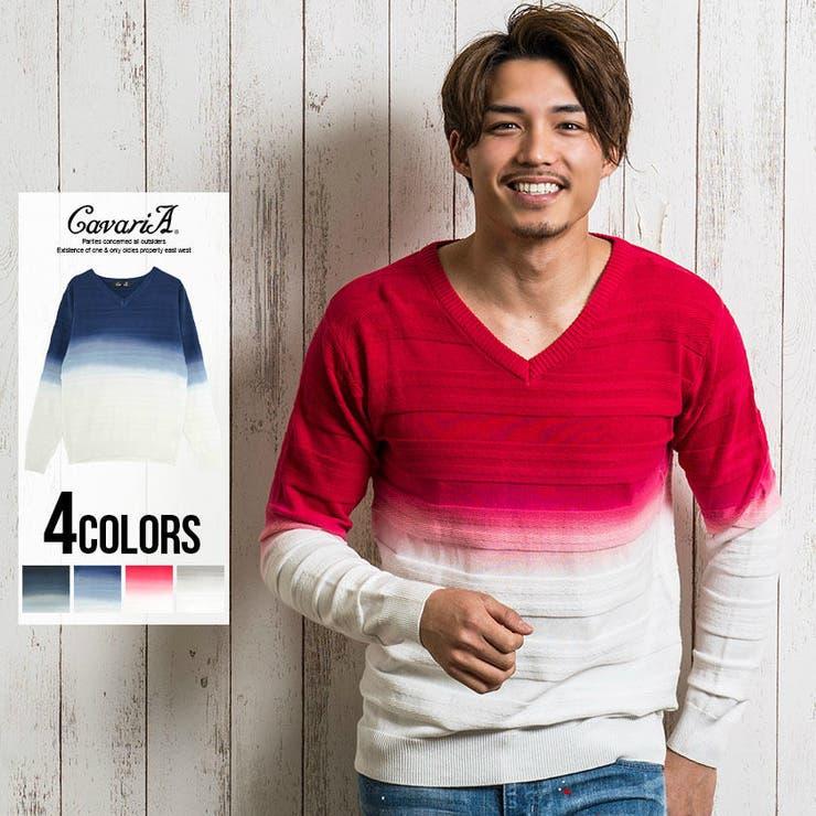 ニット セーター メンズ | SILVER BULLET | 詳細画像1