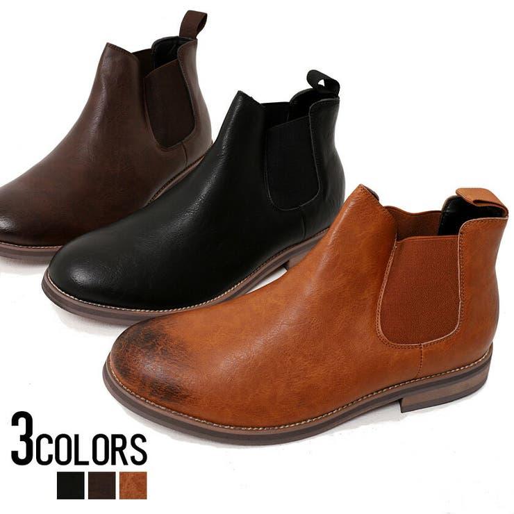 SILVER BULLETのシューズ・靴/サイドゴアブーツ   詳細画像