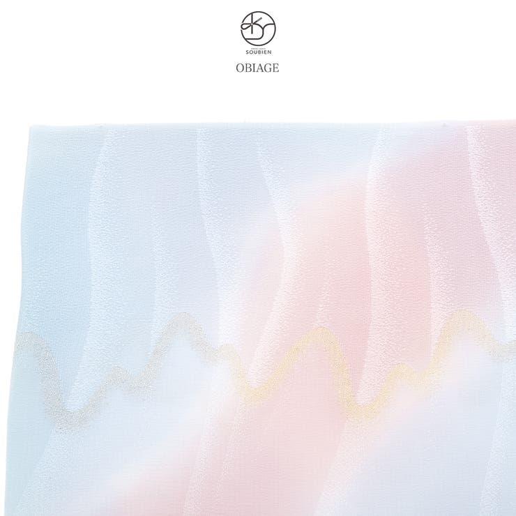帯揚げ 正絹 留袖 | SOUBIEN | 詳細画像1