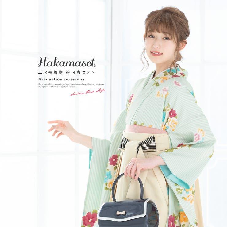 袴セット 卒業式 レディース | SOUBIEN | 詳細画像1