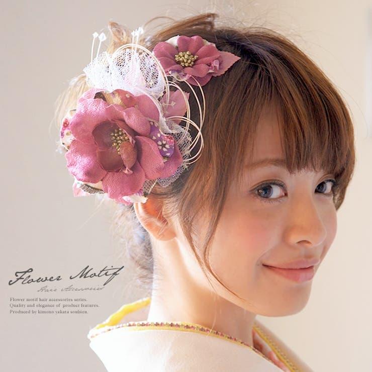 成人式の振袖・卒業式の袴・結婚式に,髪飾り   詳細画像