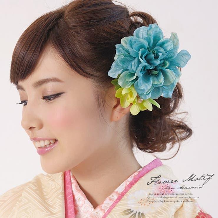 成人式におすすめな髪飾り | 詳細画像