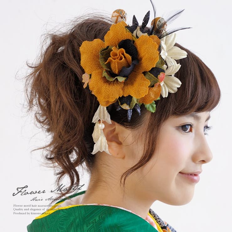 成人式におすすめな髪飾りセット | 詳細画像